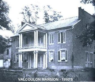 Valcoulon - 1880's.